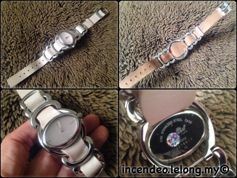 **incendeo** - Authentic ELLESSE Designer Quartz Watch for Ladies
