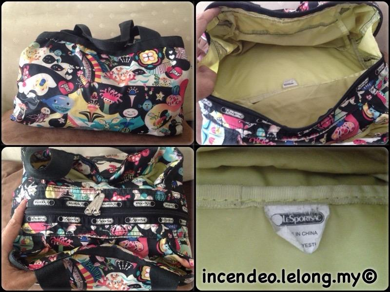 **incendeo** - Authentic LeSportsac Handbag