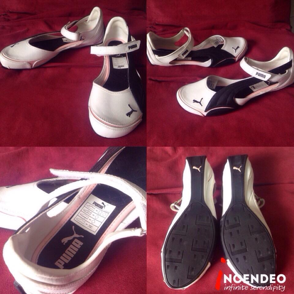 **incendeo** - Authentic PUMA Leather Sandals for Ladies
