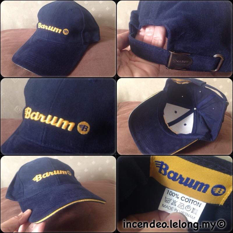 **incendeo** - BARUM Blue Cap