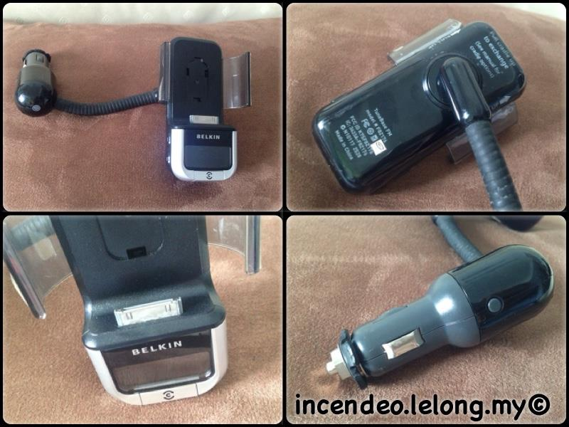 **incendeo** - BELKIN TuneBase FM for iPod iPhone F8Z176