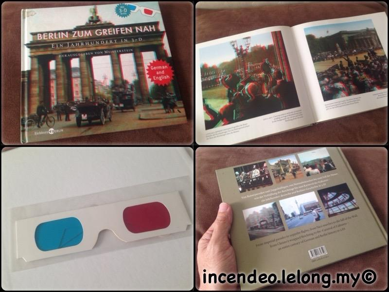 **incendeo** - Berlin At Your Fingertips A Century in 3D Book