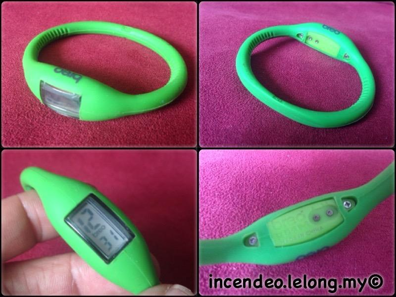 **incendeo** - breo Digital Watch Band