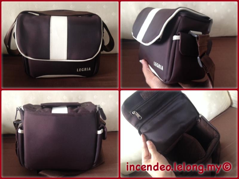 **Incendeo** - Canon LEGRIA Camera Carrying Case