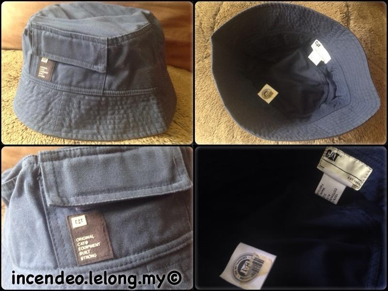 **incendeo** - CAT Blue Fishermen Hat