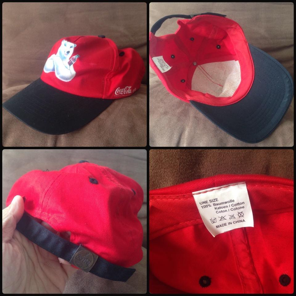 **incendeo** - Coca-Cola Polar Bear Cap