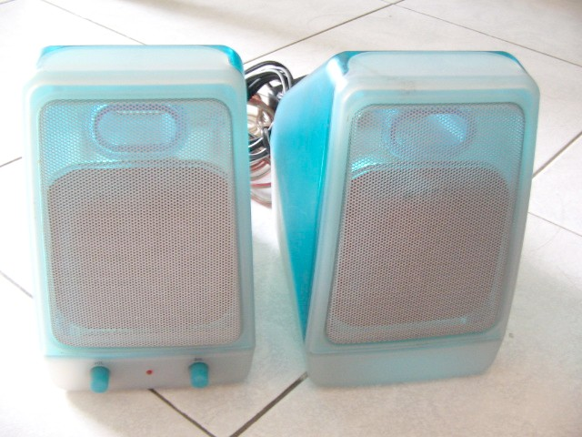 **Incendeo** - CoZo Active Stereo Speaker