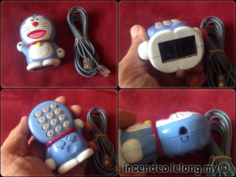 **incendeo** - DORAEMON Mini Handheld Telephone