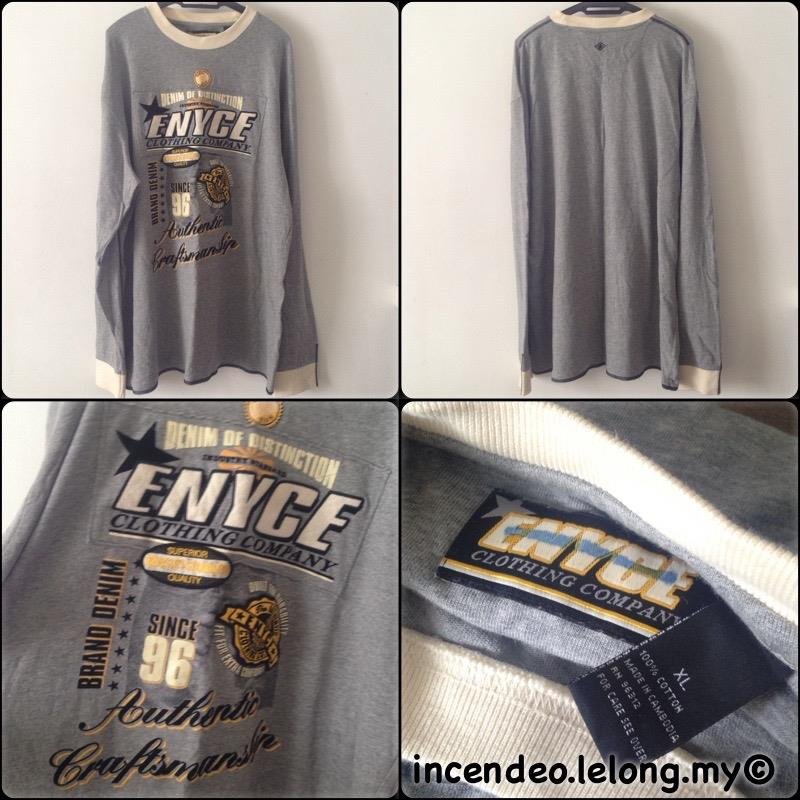 **incendeo** - ENYCE Clothing Company Extra Large Top