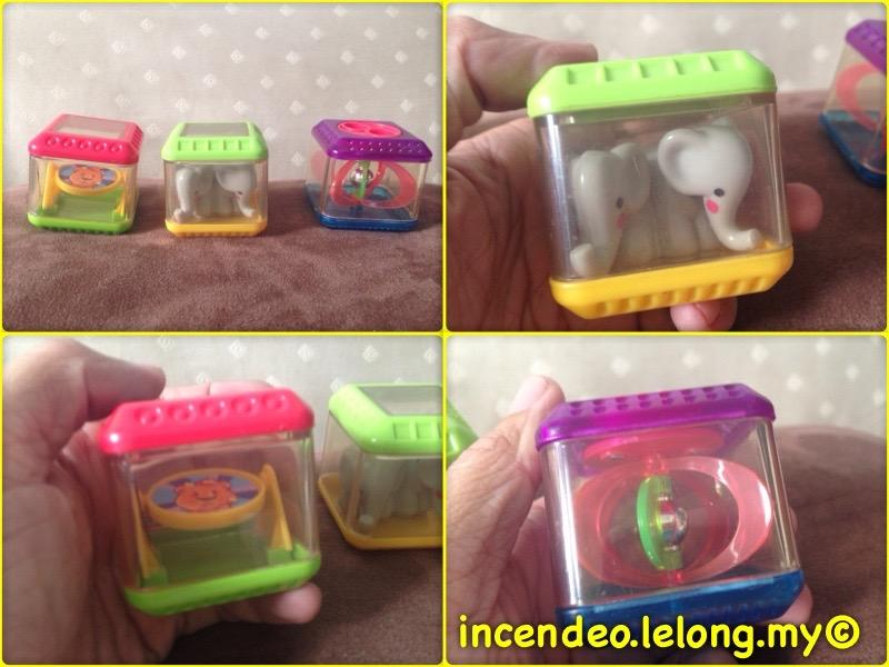 **incendeo** - FISHER-PRICE Activity Cube Set #4