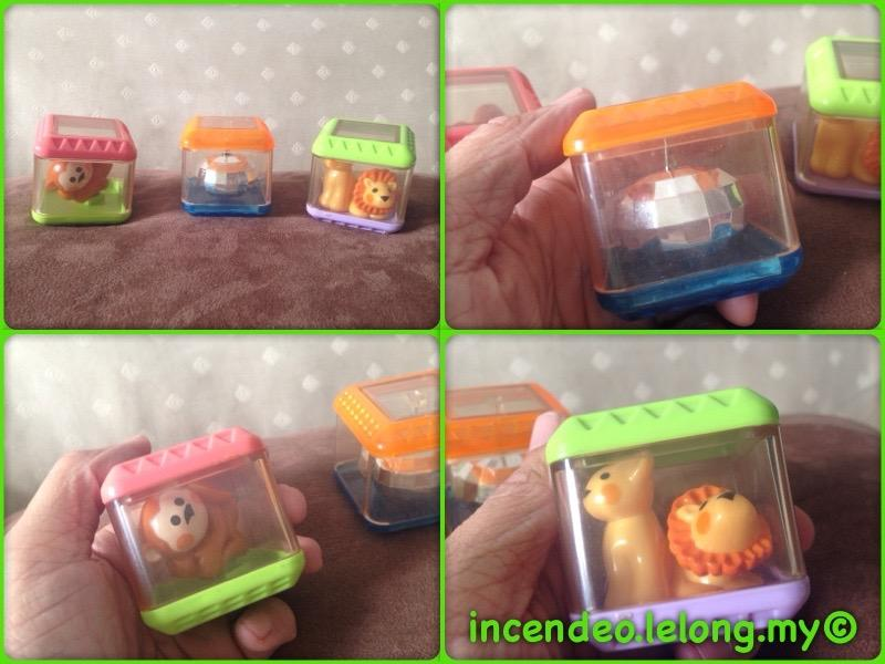 **incendeo** - FISHER-PRICE Activity Cube Set #6