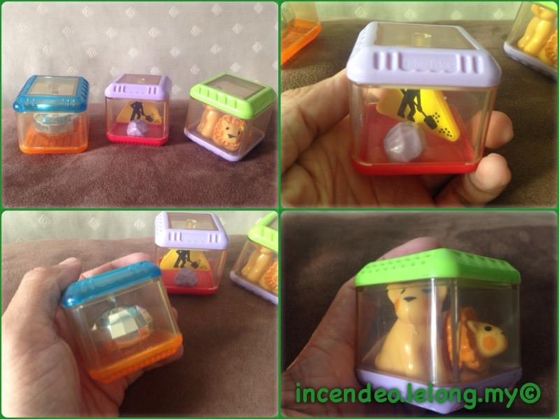**incendeo** - FISHER-PRICE Activity Cube Set #7