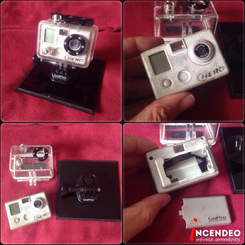 **incendeo** - GoPro HERO Action Camera