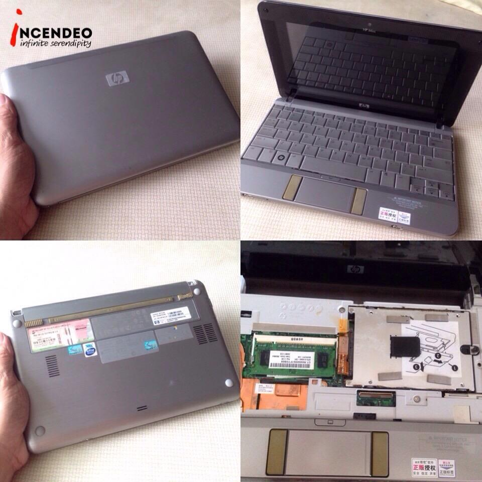 **incendeo** - hp Mini-Note Laptop HP2133