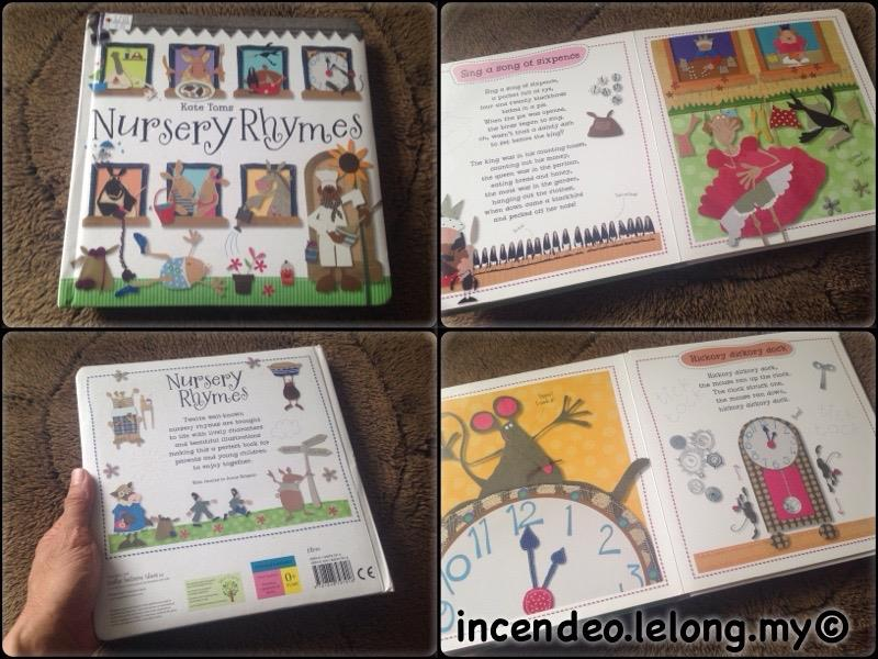 **incendeo** - Kate Toms Nursery Rhymes Book