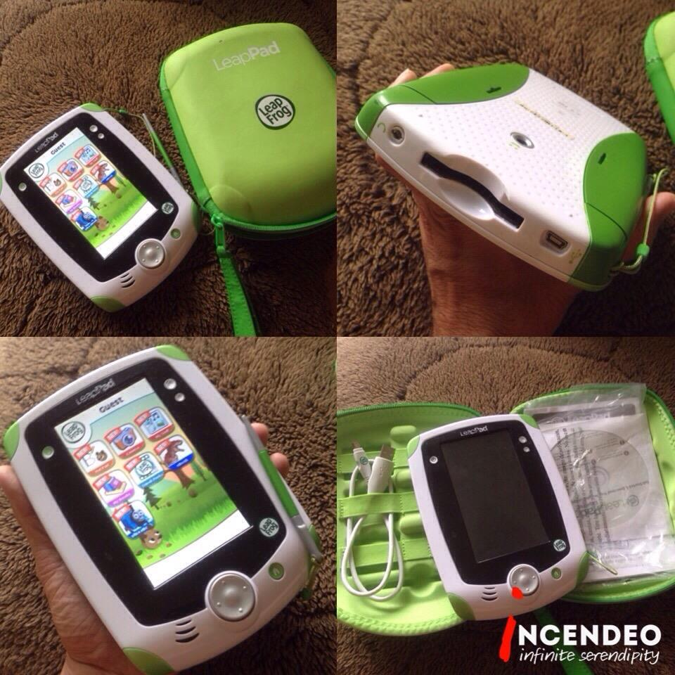 **incendeo** - LEAPFROG LeapPad Interactive Tablet for Kids