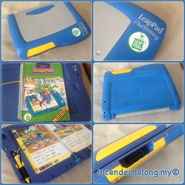 **Incendeo** - LEAPFROG LeapPad Plus Writing Fun Learning for Kids