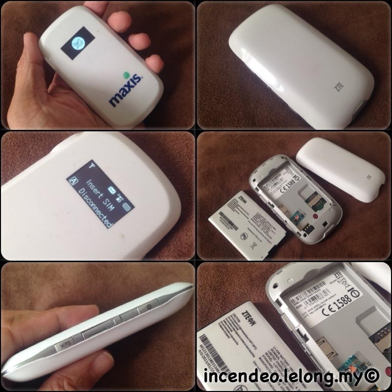 **incendeo** - maxis ZTE 3G Mobile Wireless Hotspot MF60