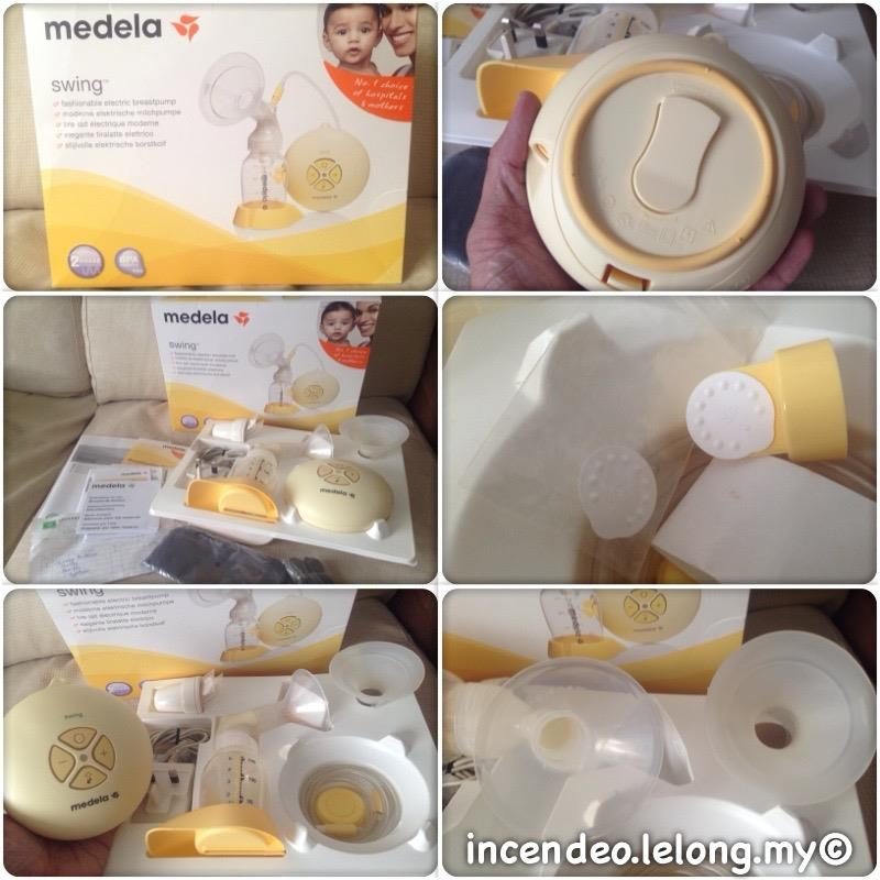 **incendeo** - meddle Swiss Swing Electric Comfort Breast Milk Pump