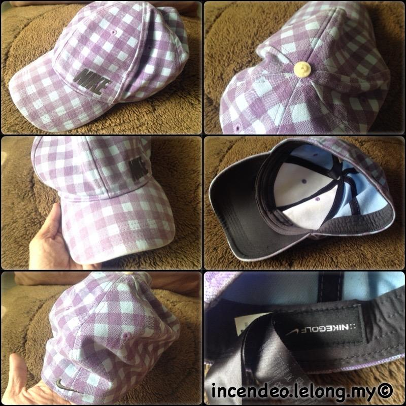 **incendeo** - NIKE Golf Purple Cap