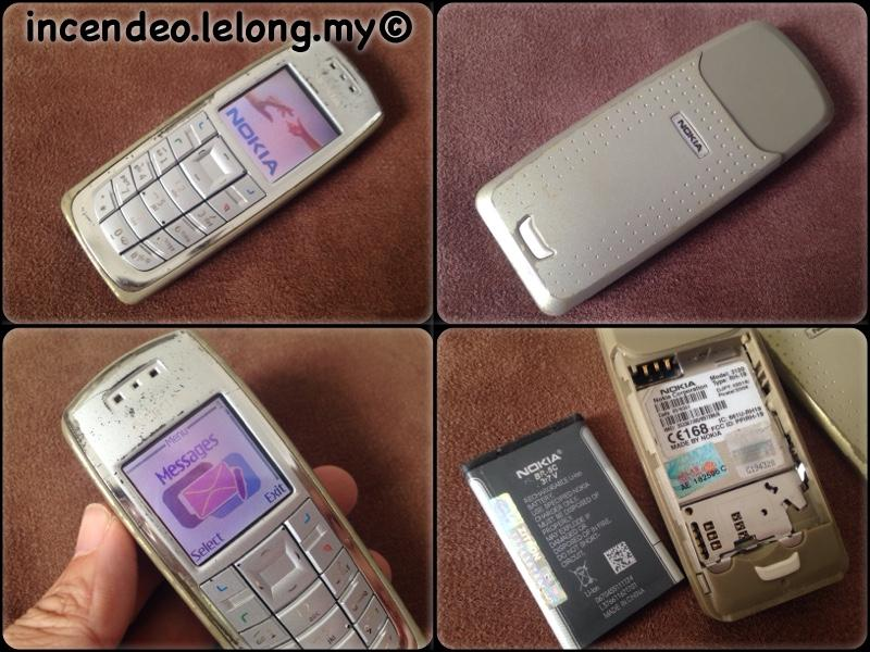 **incendeo** - NOKIA Mobile Phone 3120