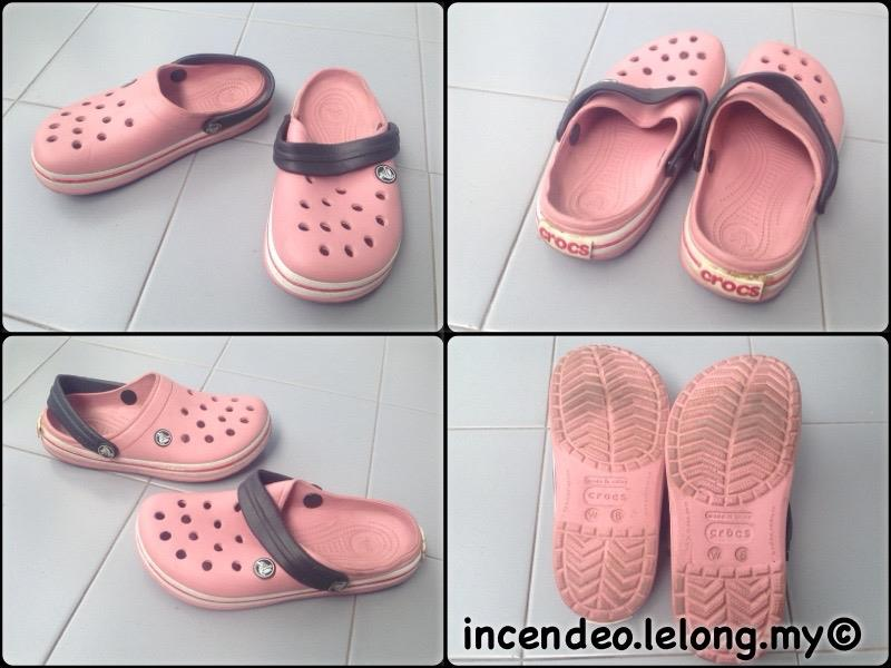 **incendeo** - Original CROCS Pink Shoe for Ladies