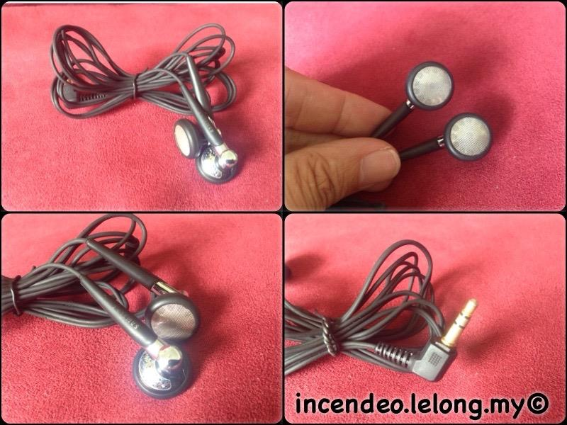 **incendeo** - Original SAMSUNG Stereo Headphones