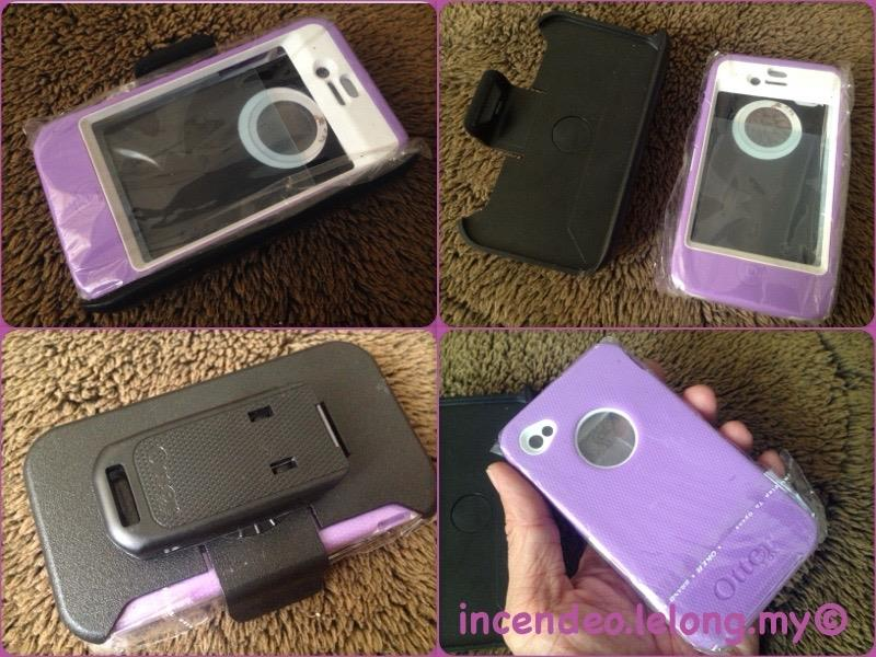 **incendeo** - OTTERBOX Defender iPhone4/4s Case with Belt Clip
