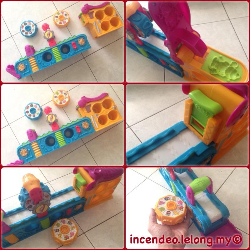 **incendeo** - Play-Doh Mega Fun Factory