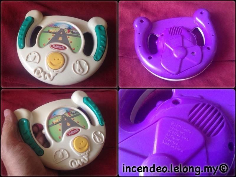 **incendeo** - PLAYSKOOL Car Driving Simulation for Toddlers