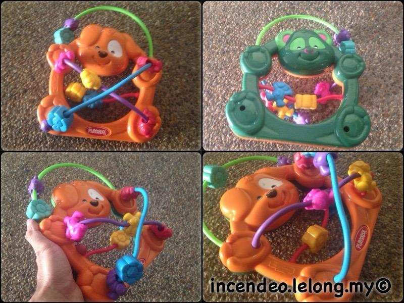 **incendeo** - PLAYSKOOL Puppy Roller Coster for Kids