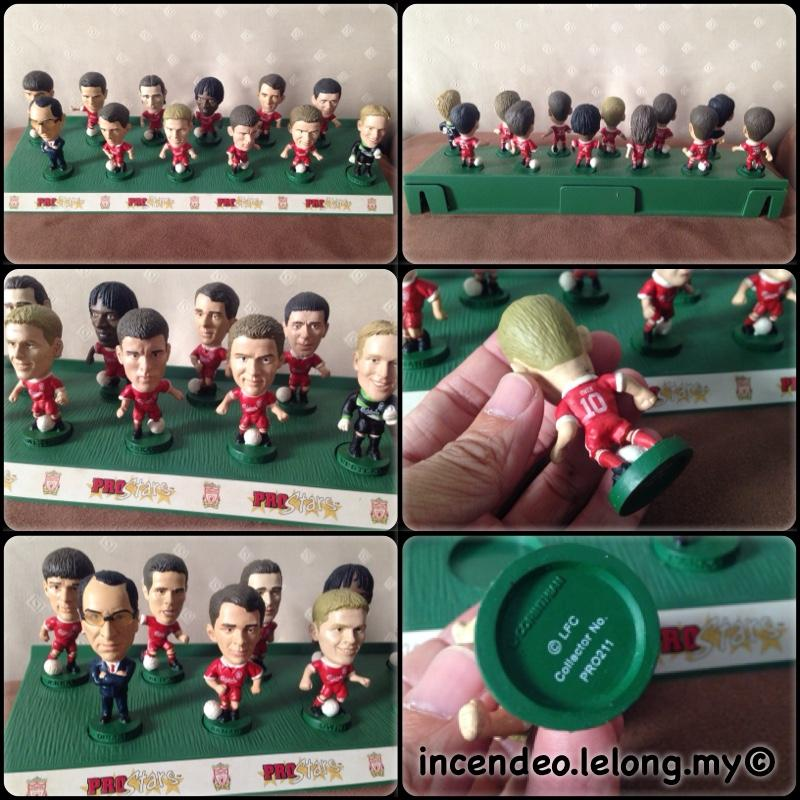 **incendeo** - Pro Stars Corinthian Liverpool FC Collectible