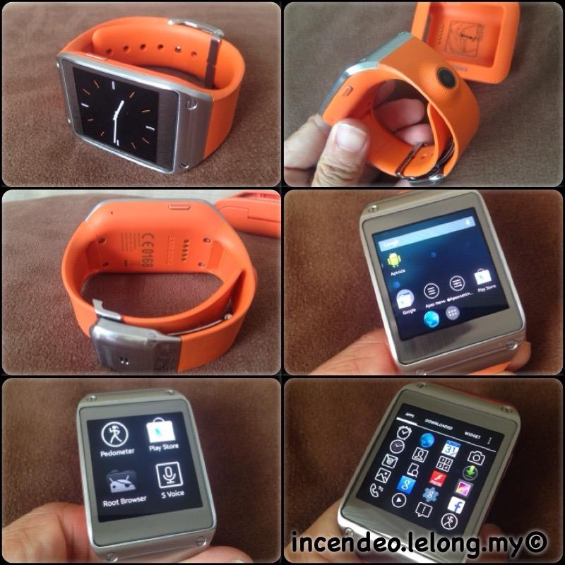 **incendeo** - SAMSUNG Galaxy Gear Smart Watch SM-V700 with null_rom