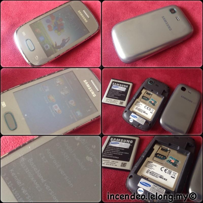 **incendeo** - SAMSUNG Smart Phone GT-S5310