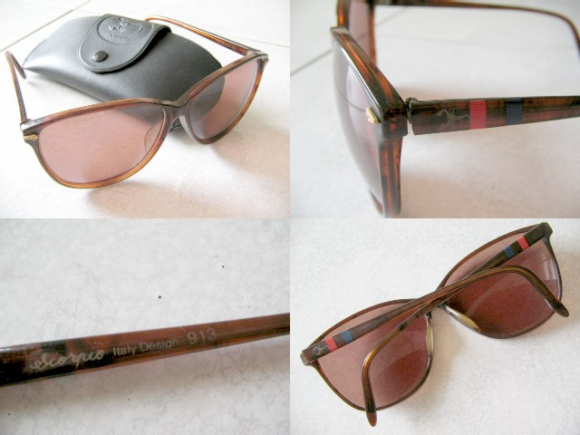 **Incendeo** - Scorpio Italy Design Sunglasses