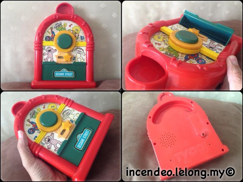 **incendeo** - SESAME STREET Coins Jukebox for Toddlers