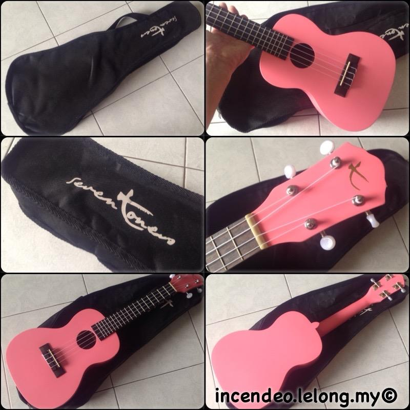 **incendeo** - Seven Toners Pink Concert Ukelele