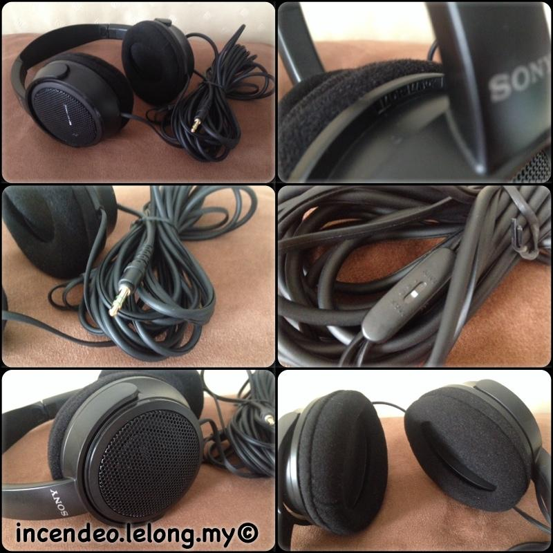 **Incendeo** - SONY TV Headphones MDR-MA102