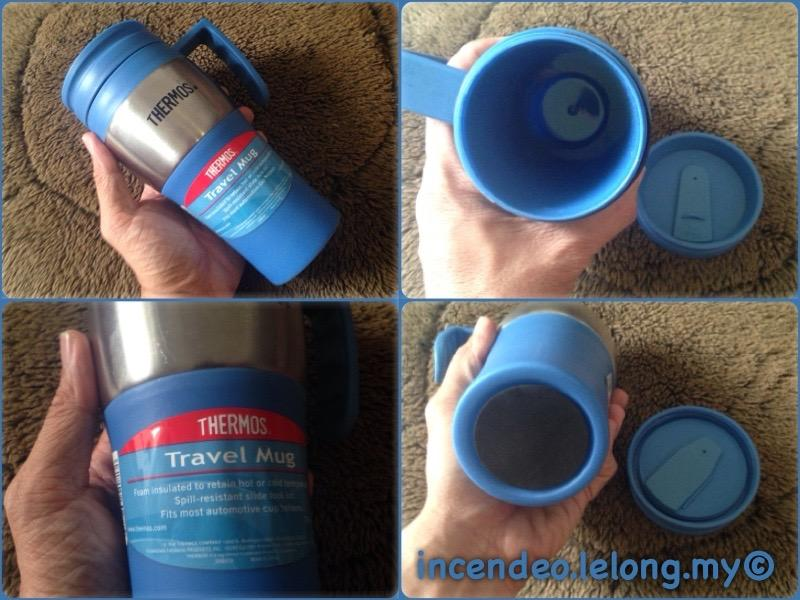 **incendeo** - THERMOS Travel Mug