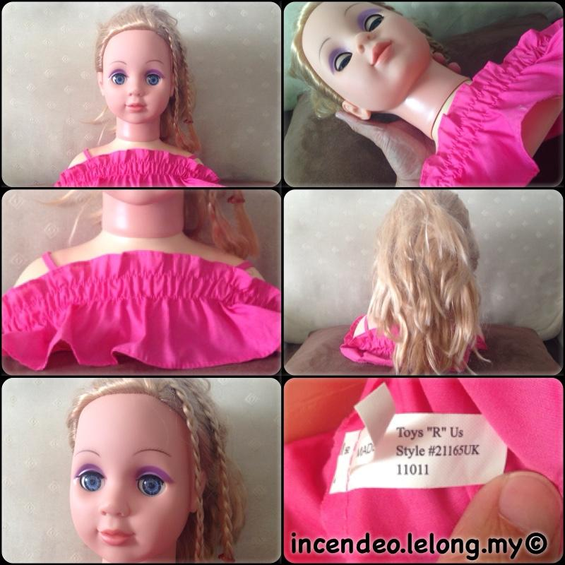 **incendeo** - Toy �R� Us Life Side Hair Do Makeup Doll