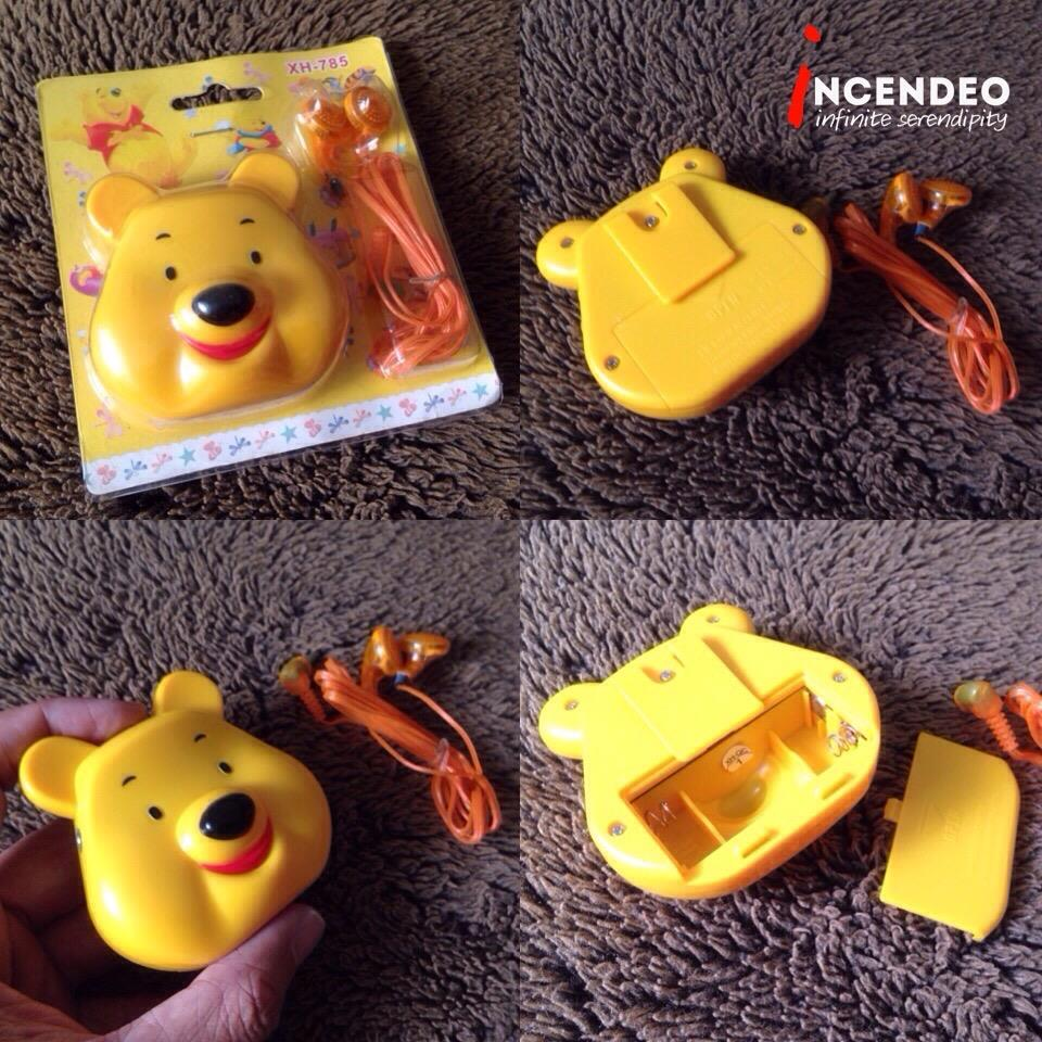 **incendeo** - Winnie the Pooh Radio