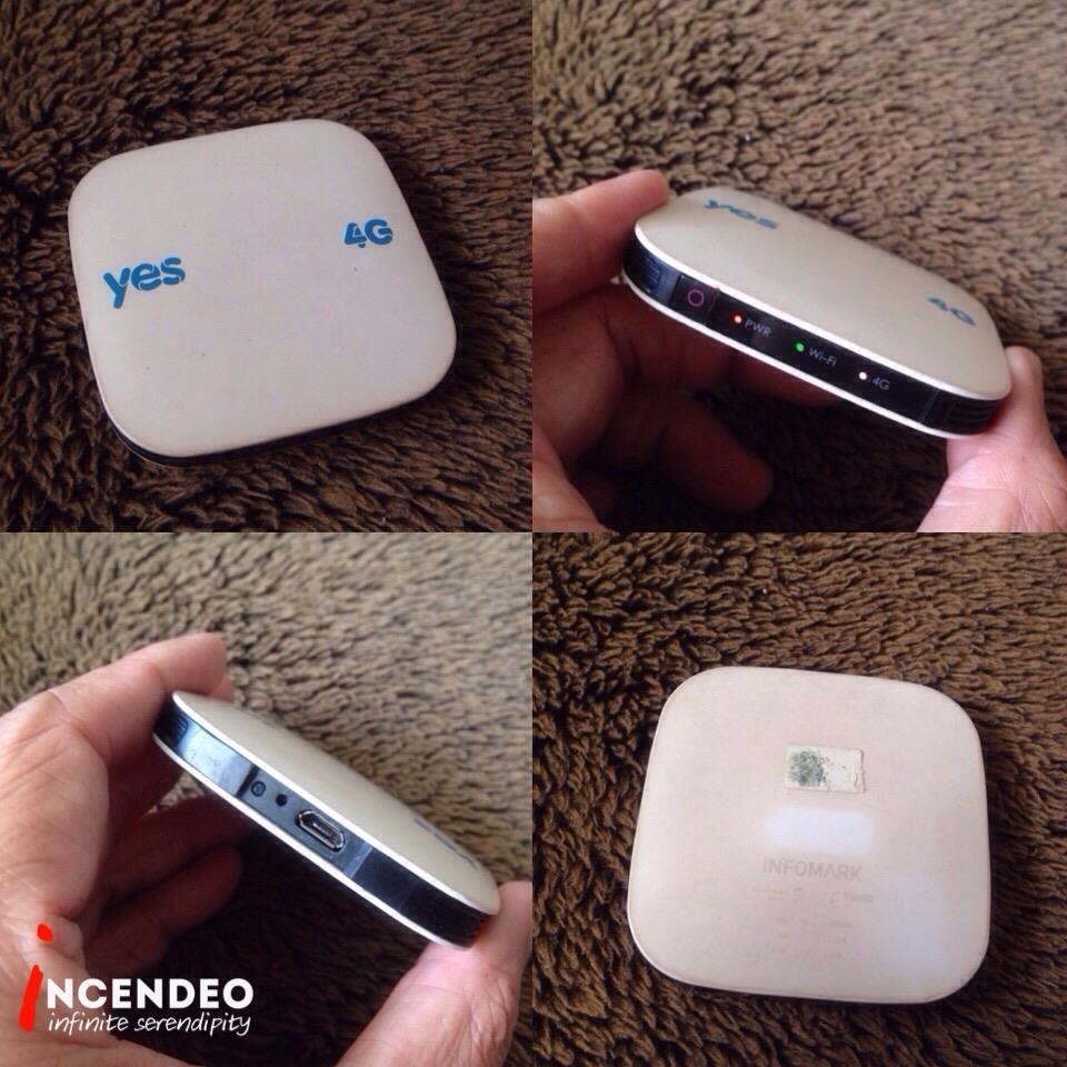 **incendeo** - yes huddle XS 4G WiMAX Internet Wireless Hotspot