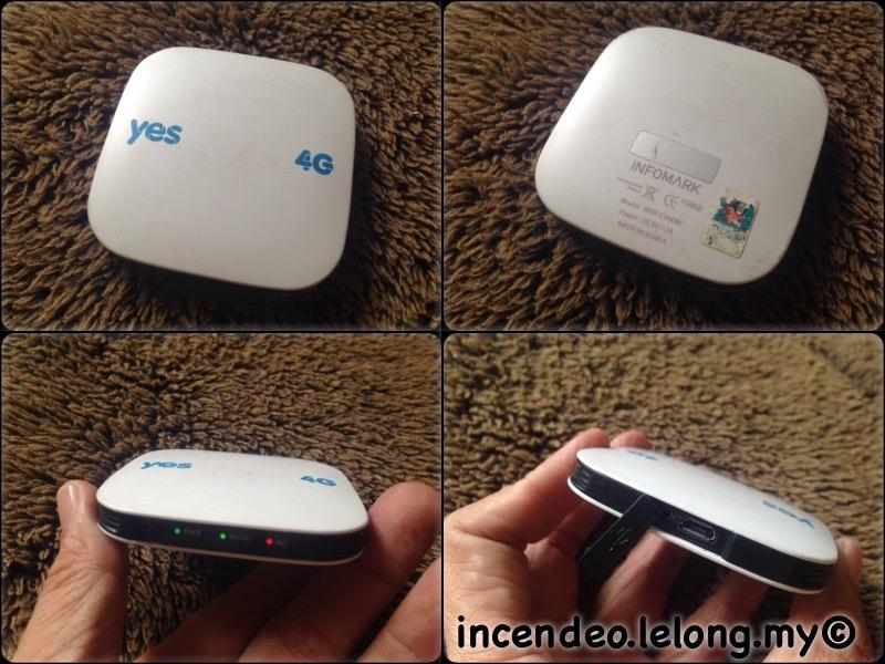 **incendeo** - yes Huddle XS 4G WiMax Wireless Internet Hotspot