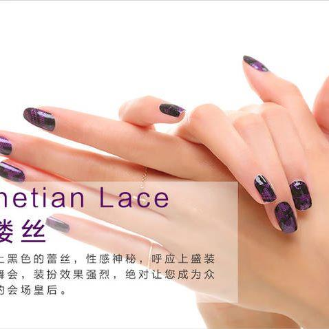 US Incoco Nail Strips FDS023