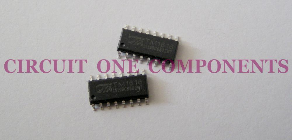Induction cooker part - TM1616 [SMD] - each