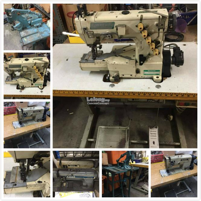 [USED] Industrial Sewing Machine