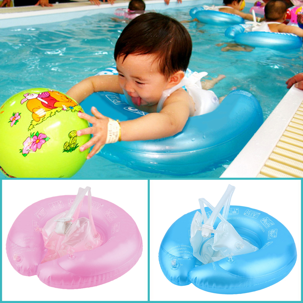 Inflatable Underarm Swimming Float Baby Swim Ring Swiming Trainer Size..