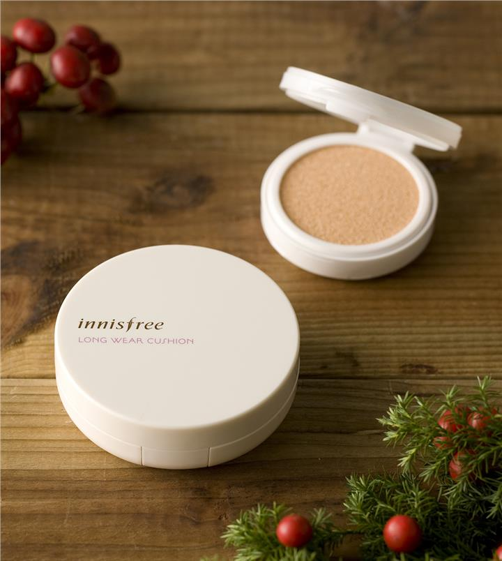 Innisfree Long Wear Cushion #21 Natural SPF50+/PA+++15g