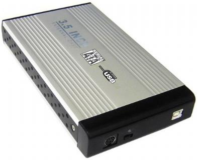 INNO USB2.0 3.5' SATA & IDE HDD ENCLOSURE, MR20