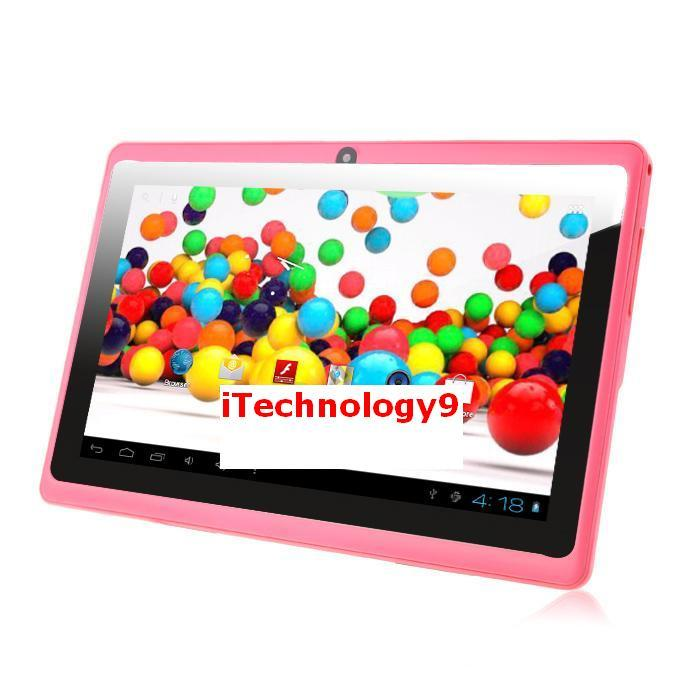INOUVA ANDROID 4.0 TABLET PC Netpad A13S ALLWINNER A13 IPAD
